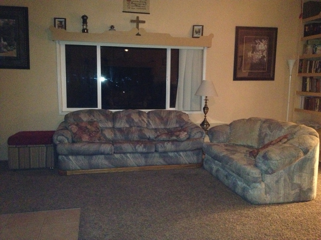 Good Samaritan Rehabilitation Womens Ranch Living Room