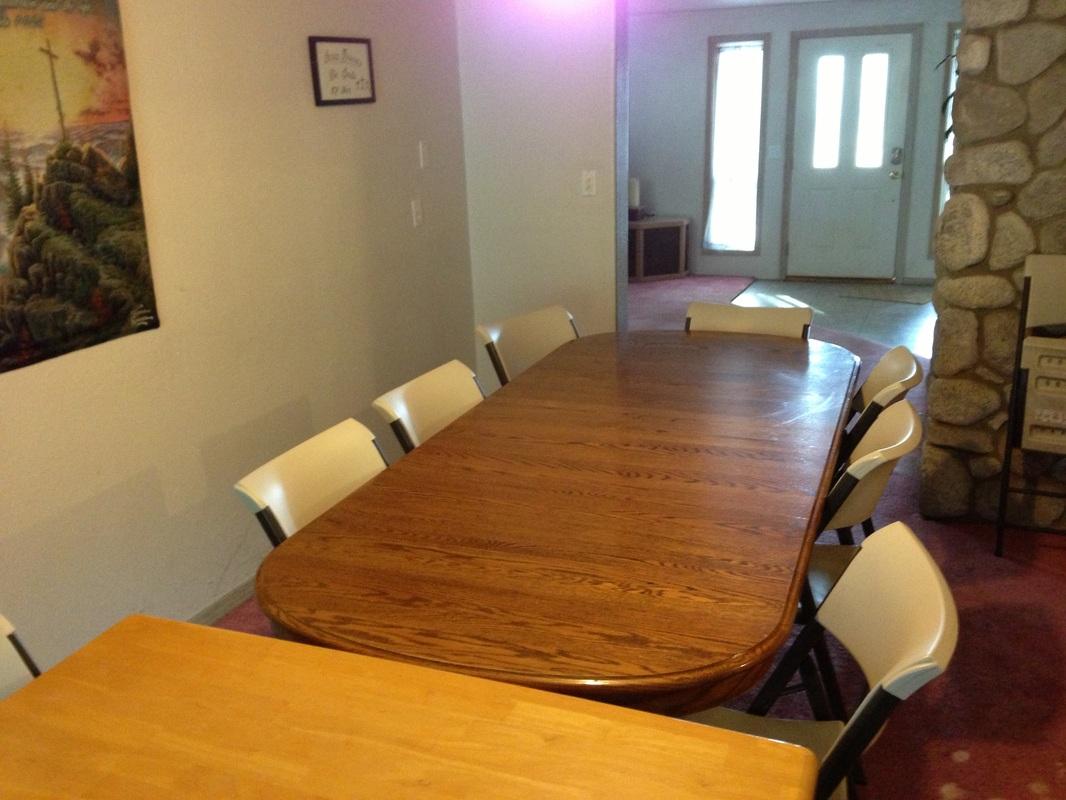 Good Samaritan Rehabilitation Coeur d Alene Dining Room