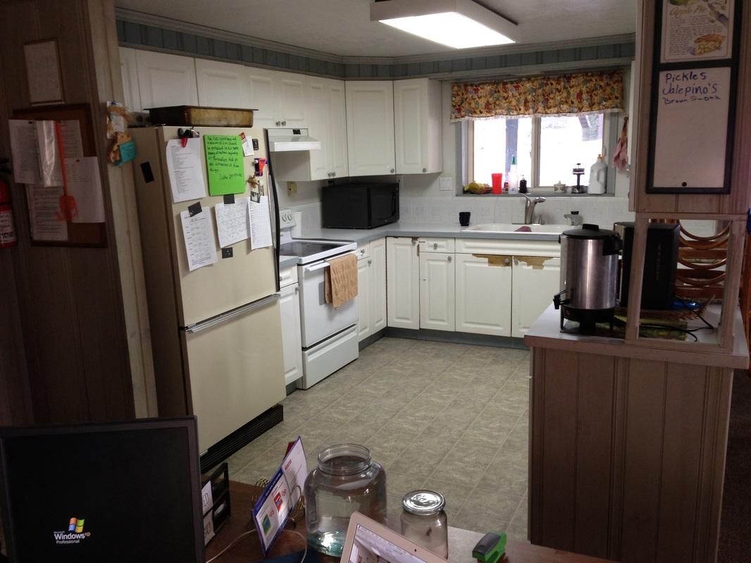 Good Samaritan Rehabilitation Coeur d Alene kitchen
