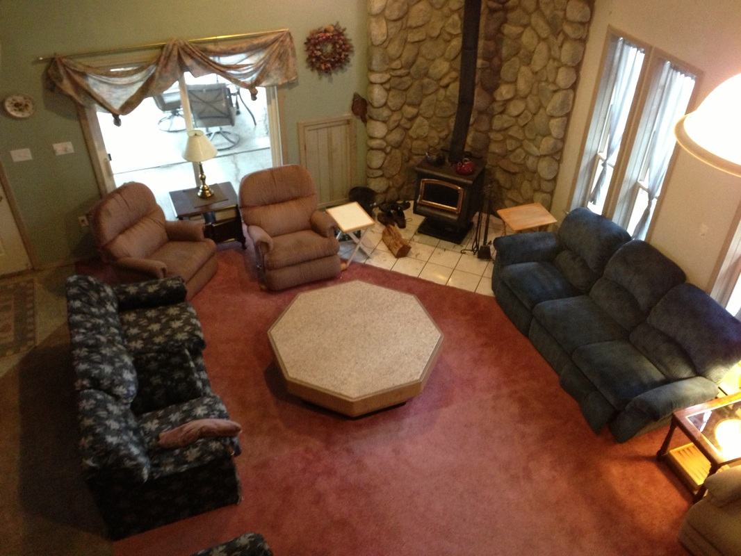 Good Samaritan Rehabilitation Coeur d Alene Living Room