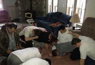 Good Samaritan Rehabilitation Coeur d Alene mens prayer