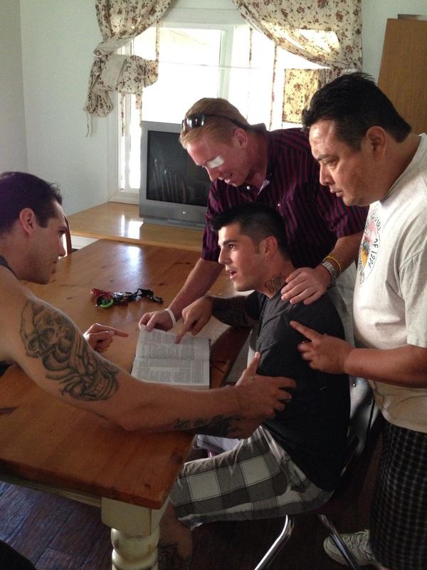 Good Samaritan Faith Based Rehabilitation Fairway Prayer