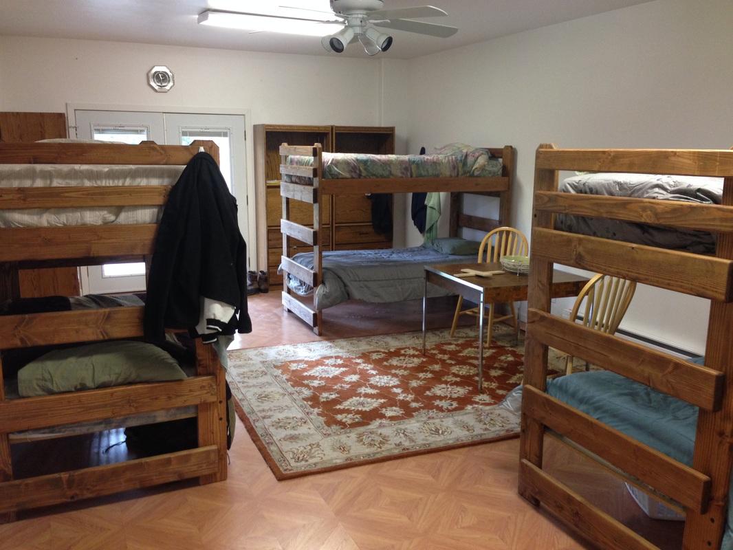 Good Samaritan rehab CdA Sunnyside Bedroom