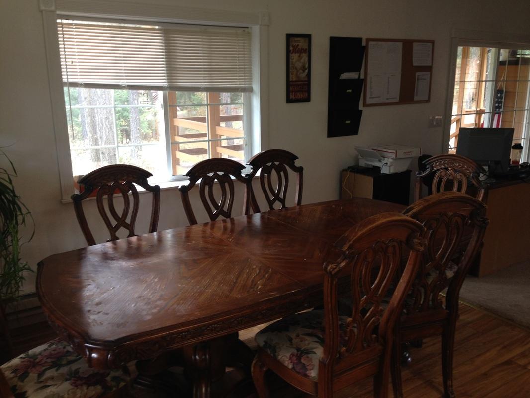 Good Samaritan rehab CdA Sunnyside Dining Room